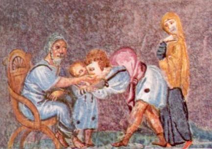 Les bédés de l'Empire Romain Genyse11