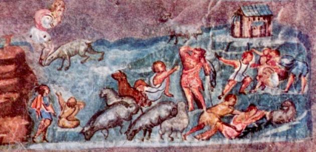 Les bédés de l'Empire Romain Genyse14