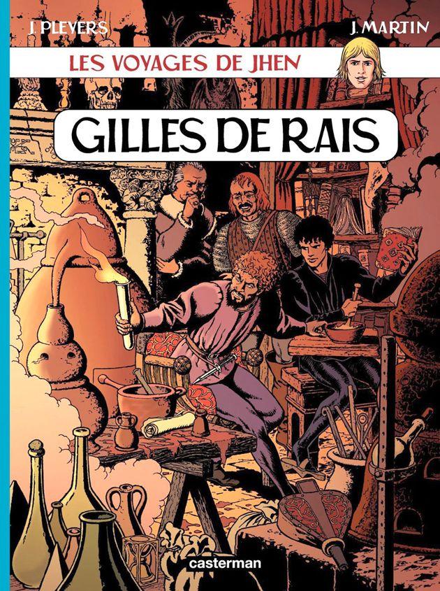 """Le """"voyage"""" de Gilles de Rais Gilles13"""