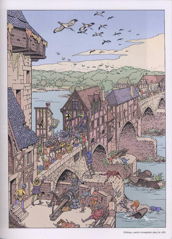 """Le """"voyage"""" de Gilles de Rais Gilles14"""