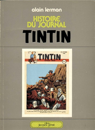 Tintin : le journal Histoi10
