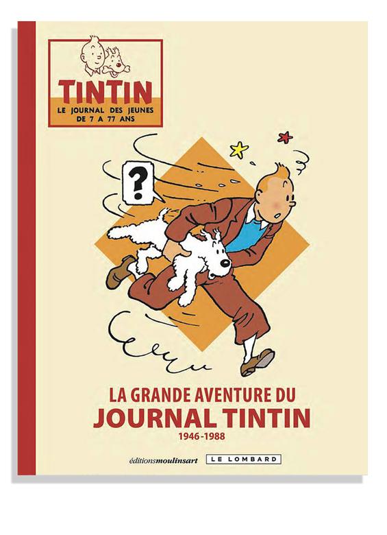 Tintin : le journal La-gra10