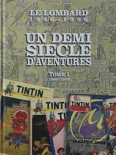 Tintin : le journal Lelomb10