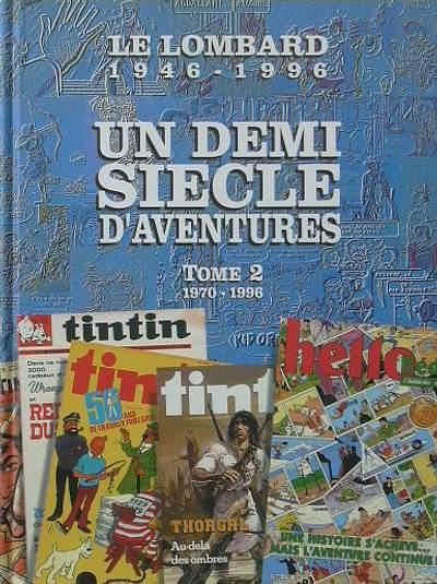 Tintin : le journal Lelomb11