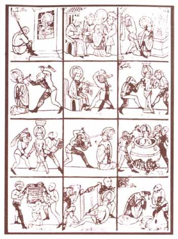 L'ère de l'imprimerie et de l'estampe (du 16ème au 18ème siècle) Martyr10