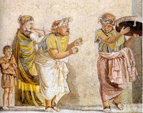 Les bédés de l'Empire Romain Mosayq10