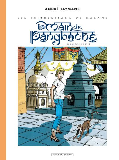 L'oeuvre d'André Taymans  - Page 3 Pangbo10
