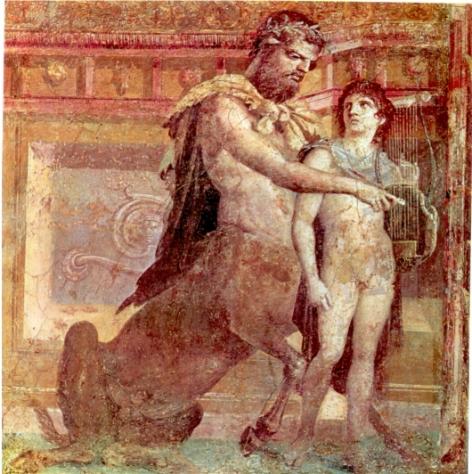 Les bédés de l'Empire Romain Peintu10
