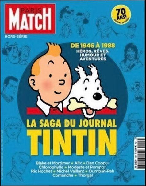 Tintin : le journal Pmhs1010