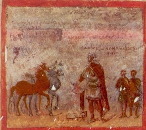 Les bédés de l'Empire Romain Quedli11