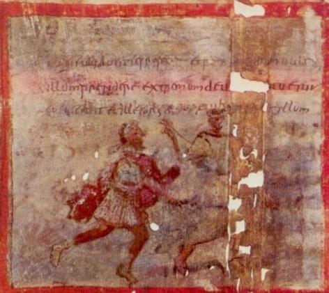 Les bédés de l'Empire Romain Quedli12