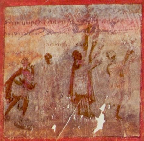 Les bédés de l'Empire Romain Quedli13