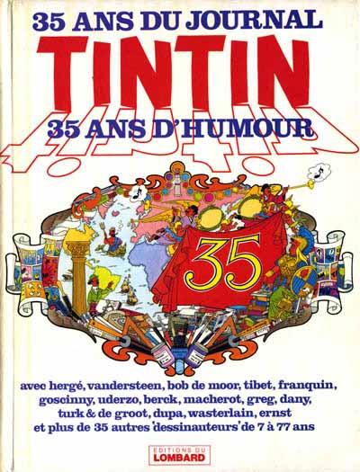 Tintin : le journal Tintin12