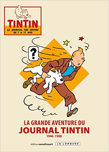 Tintin : le journal Tintin13