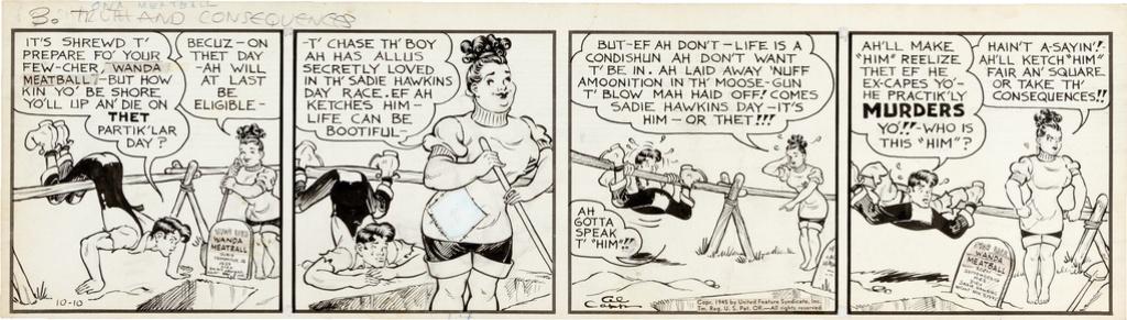 Un maître de la parodie : Al Capp - Page 7 Cappne10
