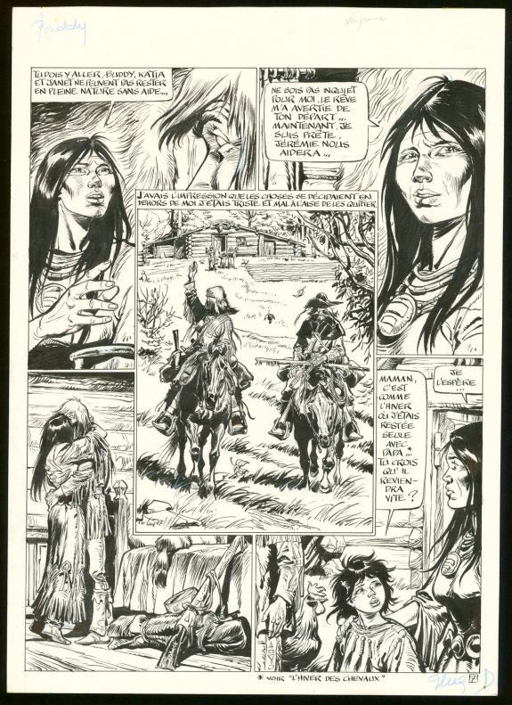 Derib et ses amis - Page 6 Deribb10