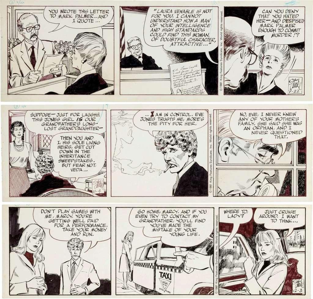 Stan Drake, le marathonien des planches - Page 6 Draken11