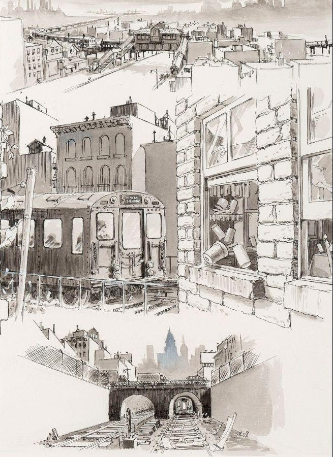 Les récits de Will Eisner - Page 6 Eisner11