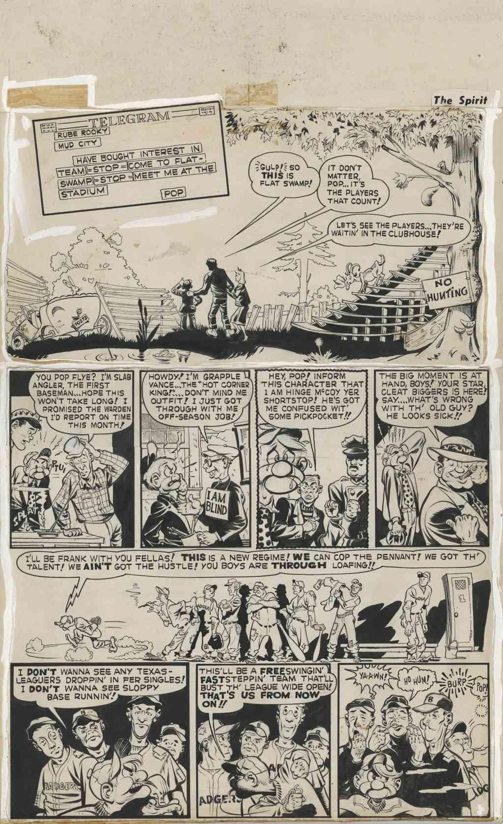 Les récits de Will Eisner - Page 6 Eisner13