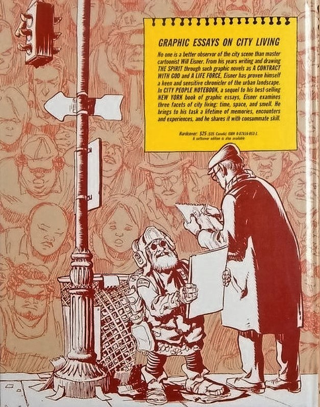 Les récits de Will Eisner - Page 6 Eisner15