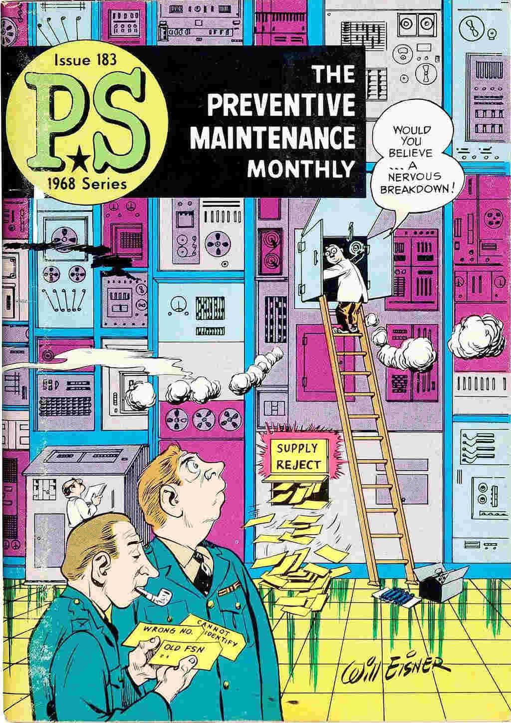 Les récits de Will Eisner - Page 6 Eisner23
