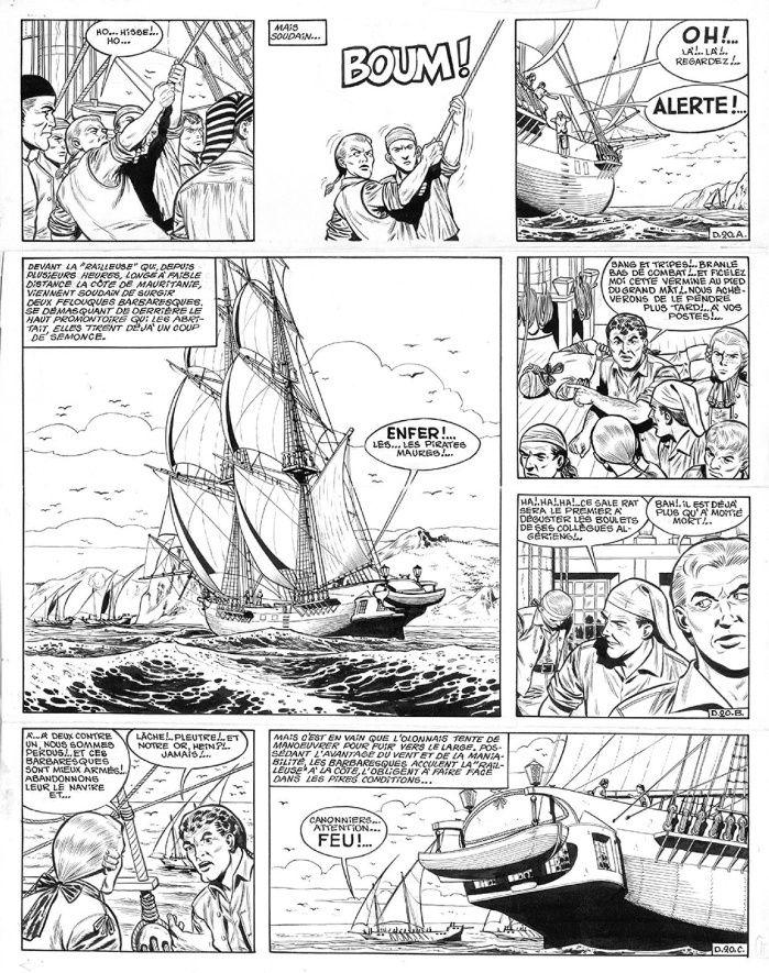 Barbe-Rouge le retour !.... - Page 4 Hubino10