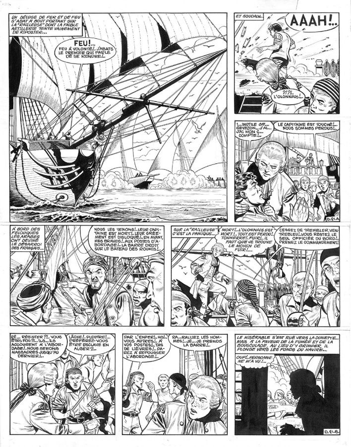 Barbe-Rouge le retour !.... - Page 4 Hubino11