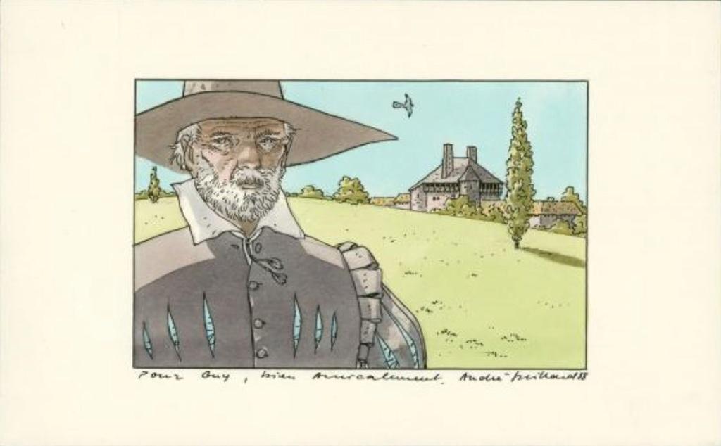 Les sept vies de l'Epervier - Page 3 Juilla11