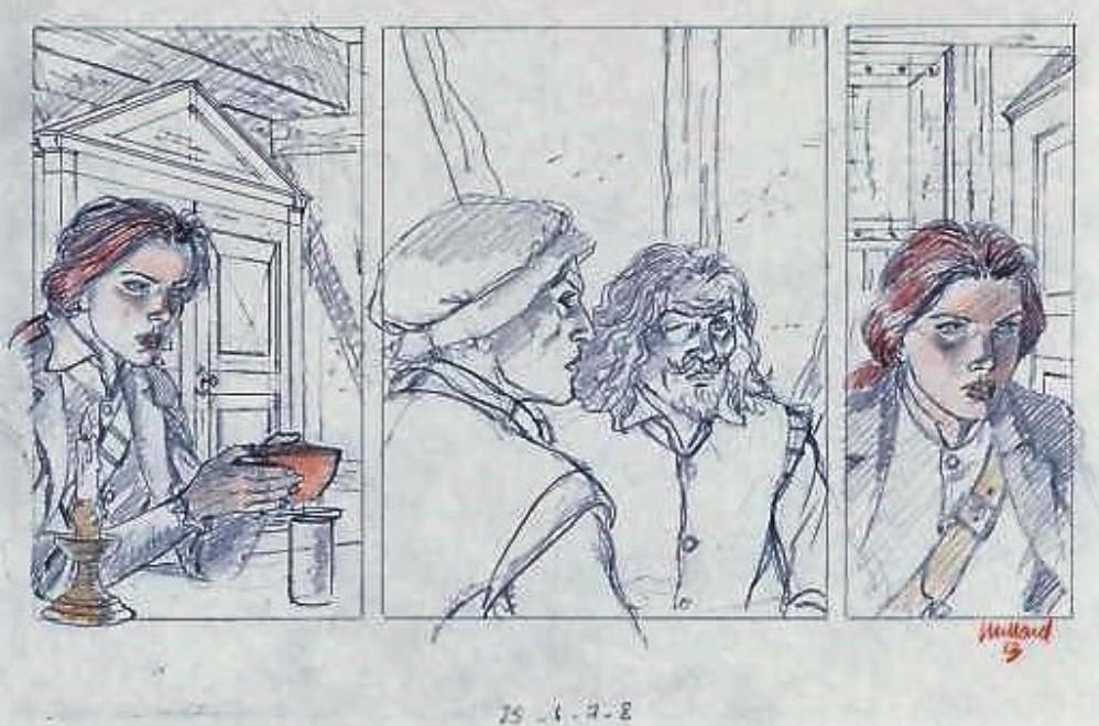 Les sept vies de l'Epervier - Page 3 Juilla12