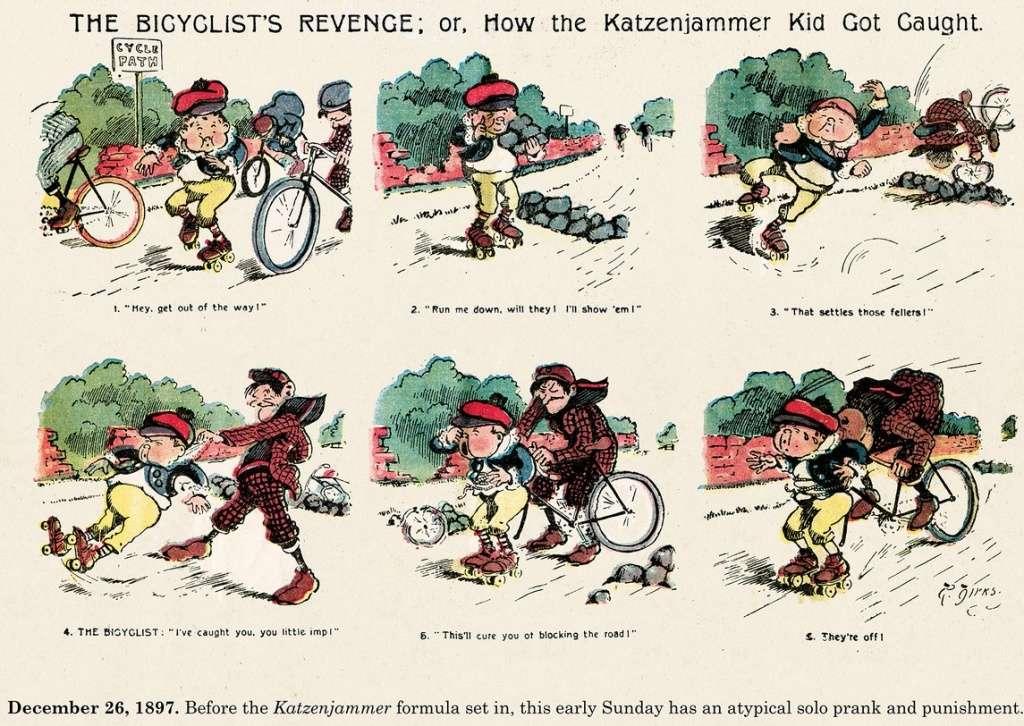 The Katzenjammer Kids (Pim Pam Poum) - Page 5 Katzen11