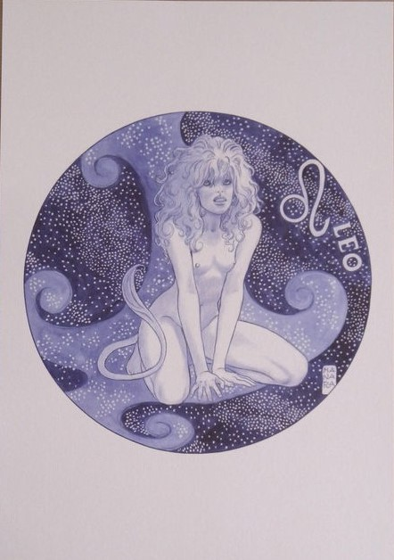 Manara, du côté d'Eros...et d'ailleurs - Page 5 Manara14