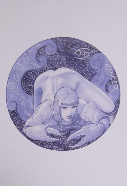 Manara, du côté d'Eros...et d'ailleurs - Page 5 Manara18