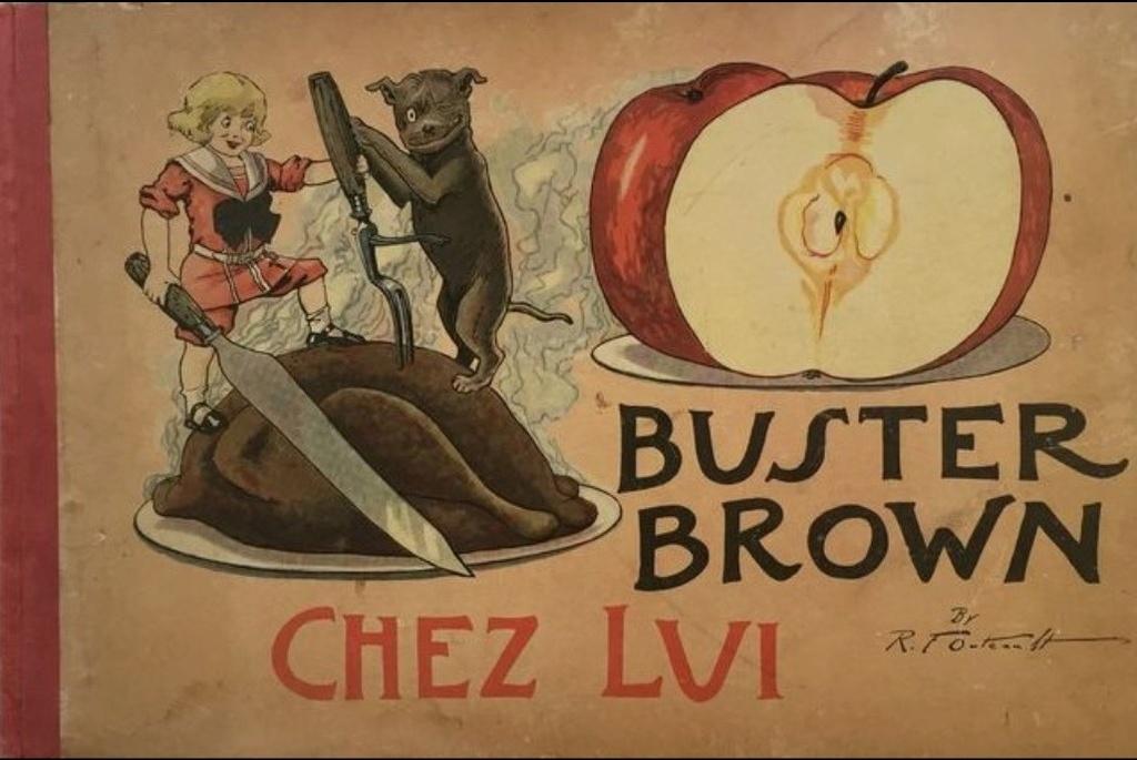 Les facéties de Buster Brown - Page 2 Outcau10