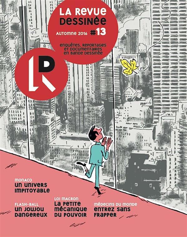 Reportages  journalisme et bande dessinée - Page 3 Revued10