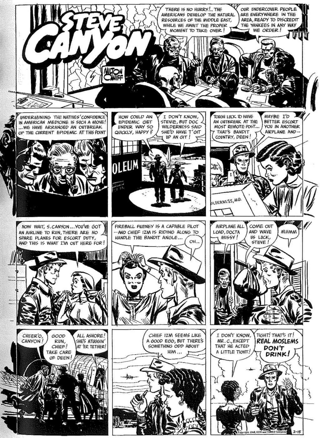 Milton Caniff - Page 6 Stevec12