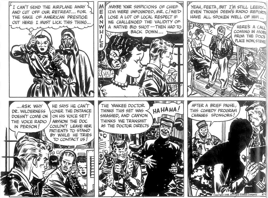 Milton Caniff - Page 6 Stevec14