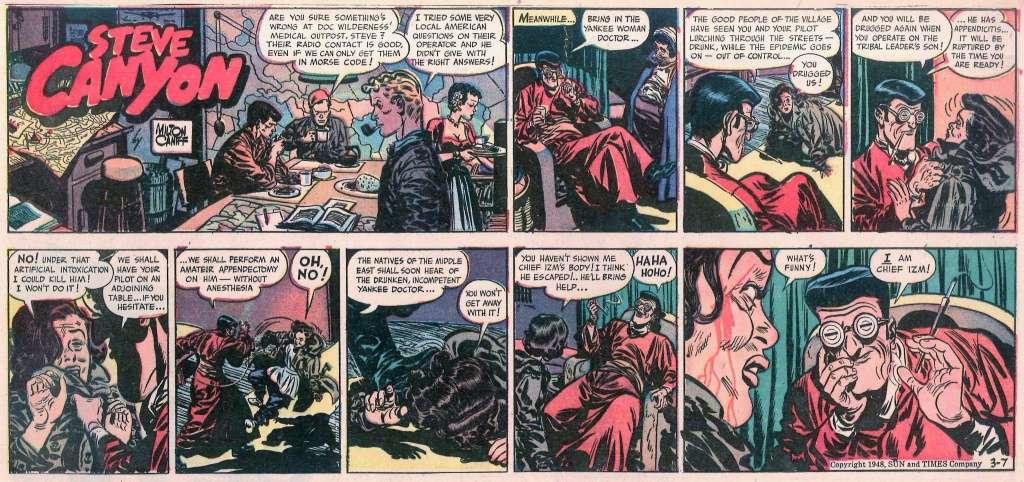 Milton Caniff - Page 6 Stevec16