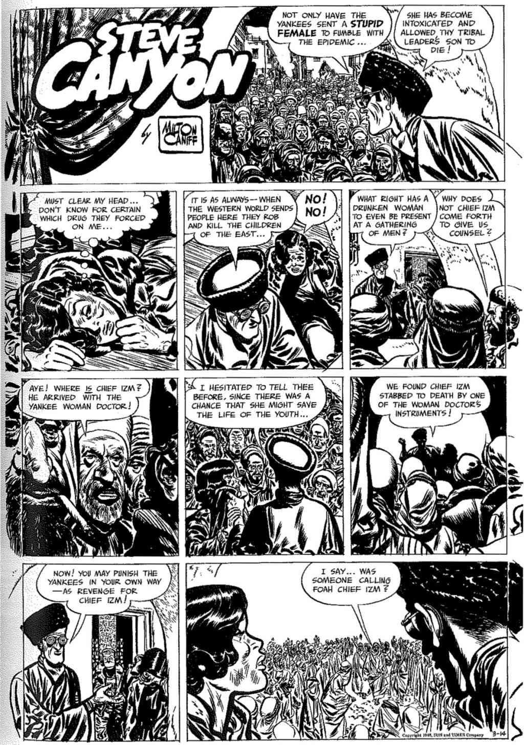 Milton Caniff - Page 6 Stevec17