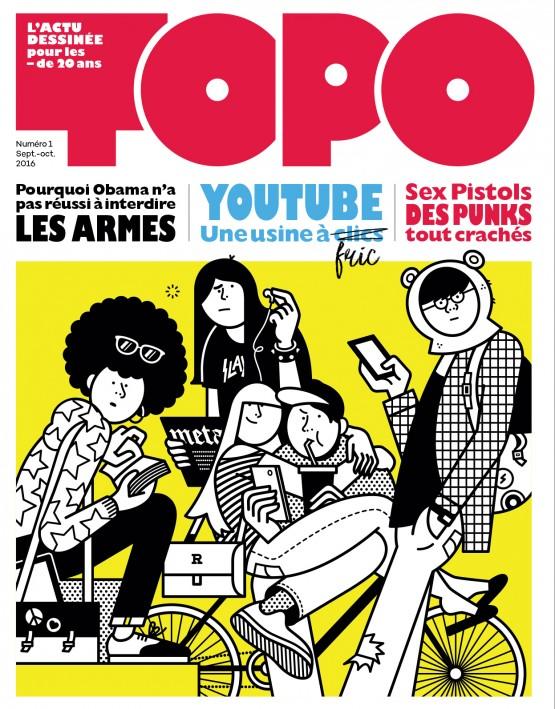 Reportages  journalisme et bande dessinée - Page 3 Topo-110