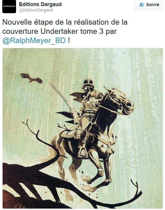 Undertaker : un nouveau western de Ralph Meyer et Xavier Dorison - Page 2 Under310