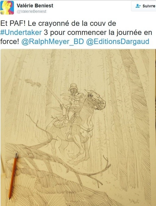 Undertaker : un nouveau western de Ralph Meyer et Xavier Dorison - Page 2 Undert10