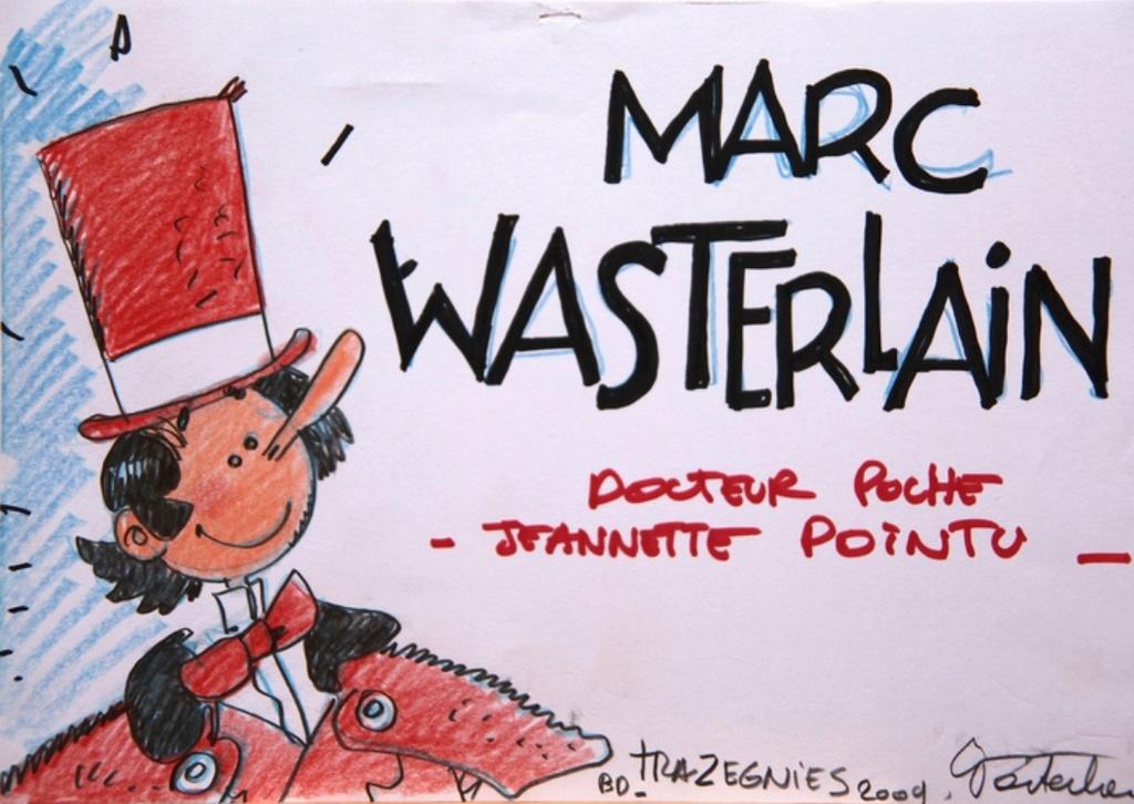 Wasterlain, le Dr Poche et autres travaux plus ou moins connus Waster11