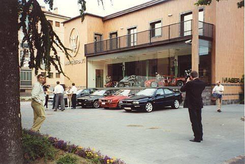 maserati quattroporte IV, DeTomaso o Fiat? - Pagina 3 5ac6a710
