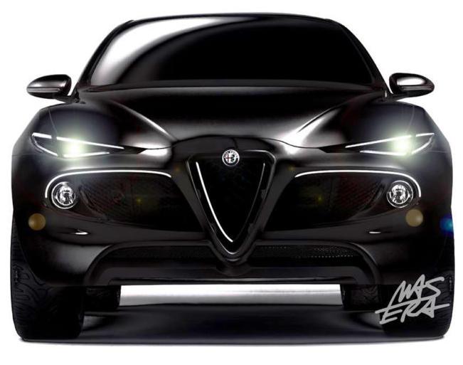 Alfa Romeo Kamal Alfa10