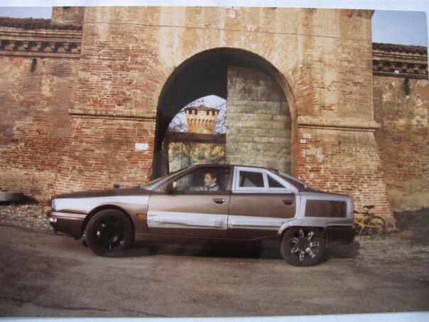 maserati quattroporte IV, DeTomaso o Fiat? - Pagina 3 E1ce0410