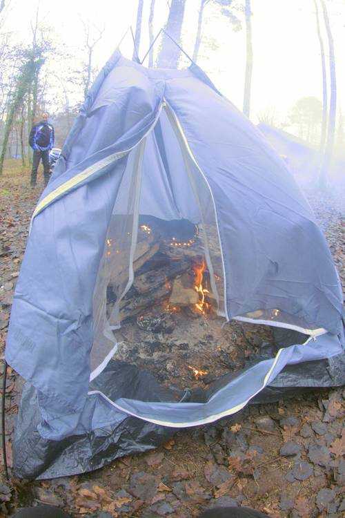 Habitats alternatifs, cabanes et huttes Pocrac11