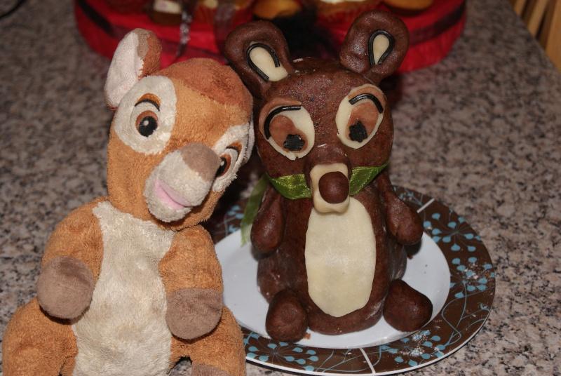 Bambi et ses amis Voitur10