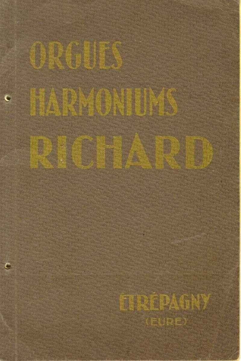 Catalogue Richard 1928 Numari10