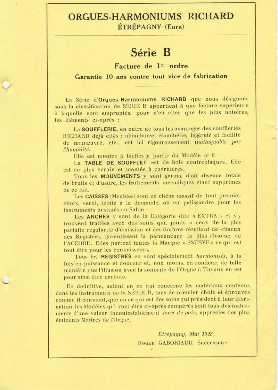 Catalogue Richard 1928 Numari19