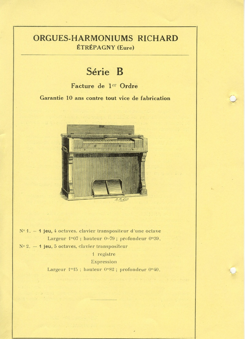 Catalogue Richard 1928 Numari20